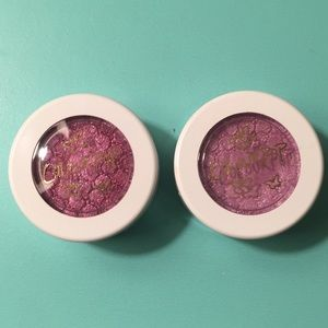 Colourpop Super Shock Shadows x2